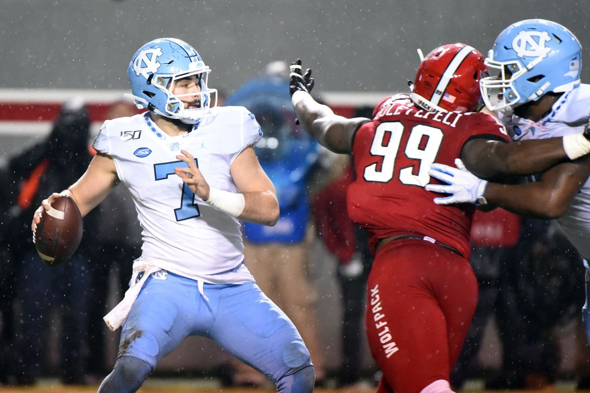 NCAA Football: North Carolina at North Carolina State