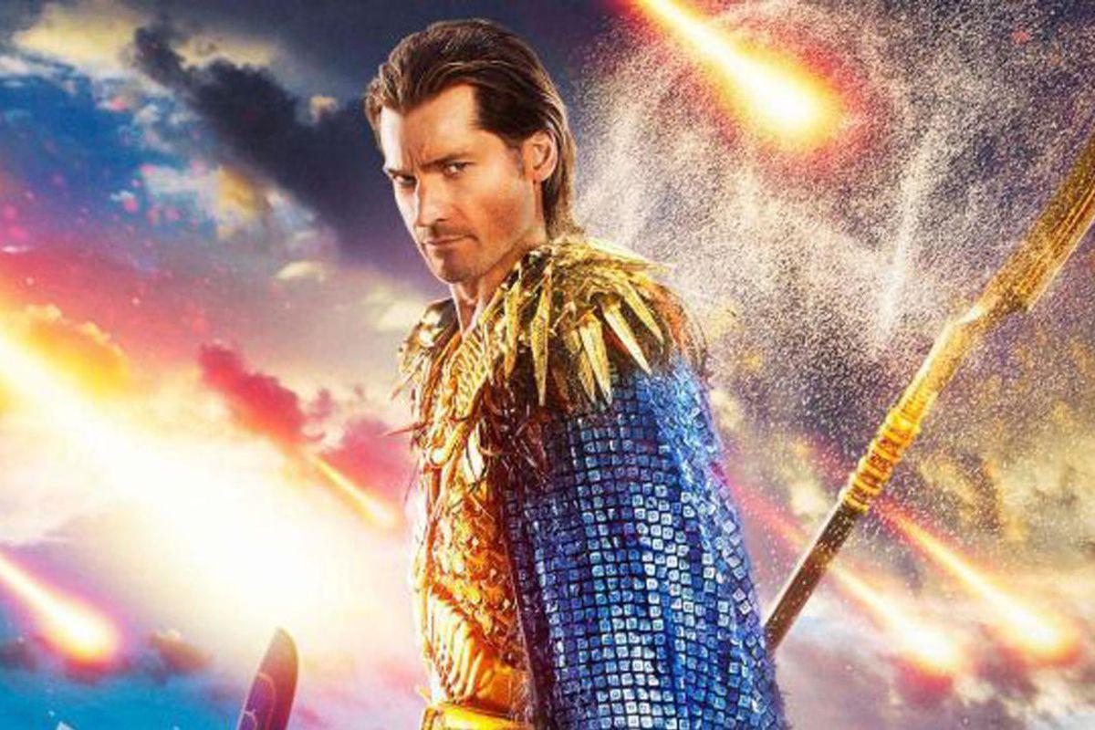 Game of Thrones actor Nikolaj Coster-Waldau plays Horus, the god of light, in Alex Proyas's Gods of Egypt.