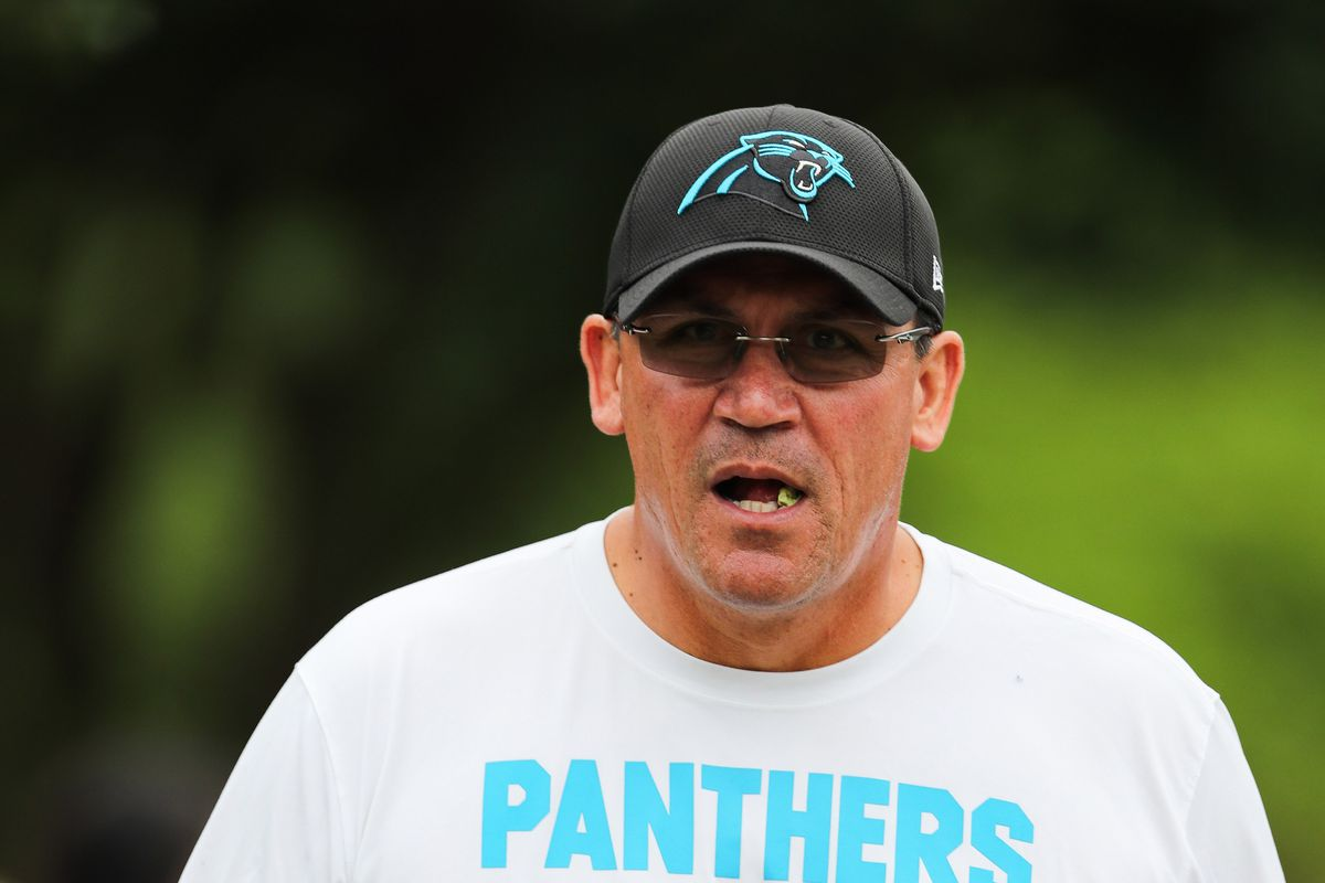 Ron Rivera can become the Carolina Panthers  winningest coach in 2018 020c7fe7a