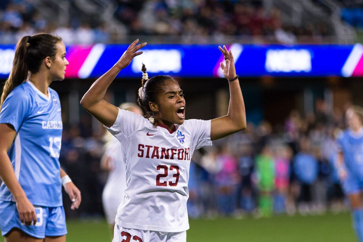 NCAA Womens Soccer: Division I-College Cup Championship-North Carolina vs Stanford