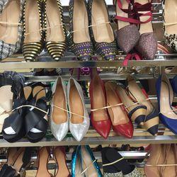 Heels, $100