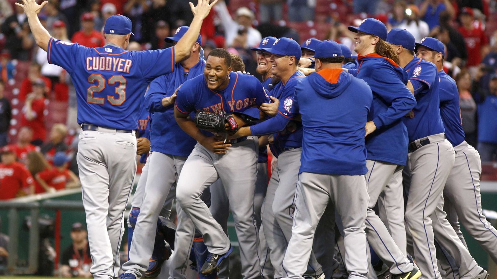 New York Mets Clinch National League East With Win In