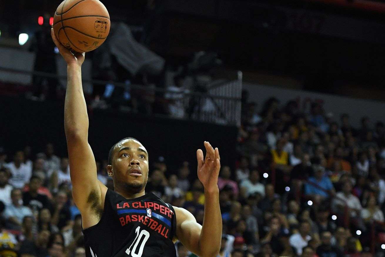 2017-2018 Clippers Exit Interviews: Brice Johnson