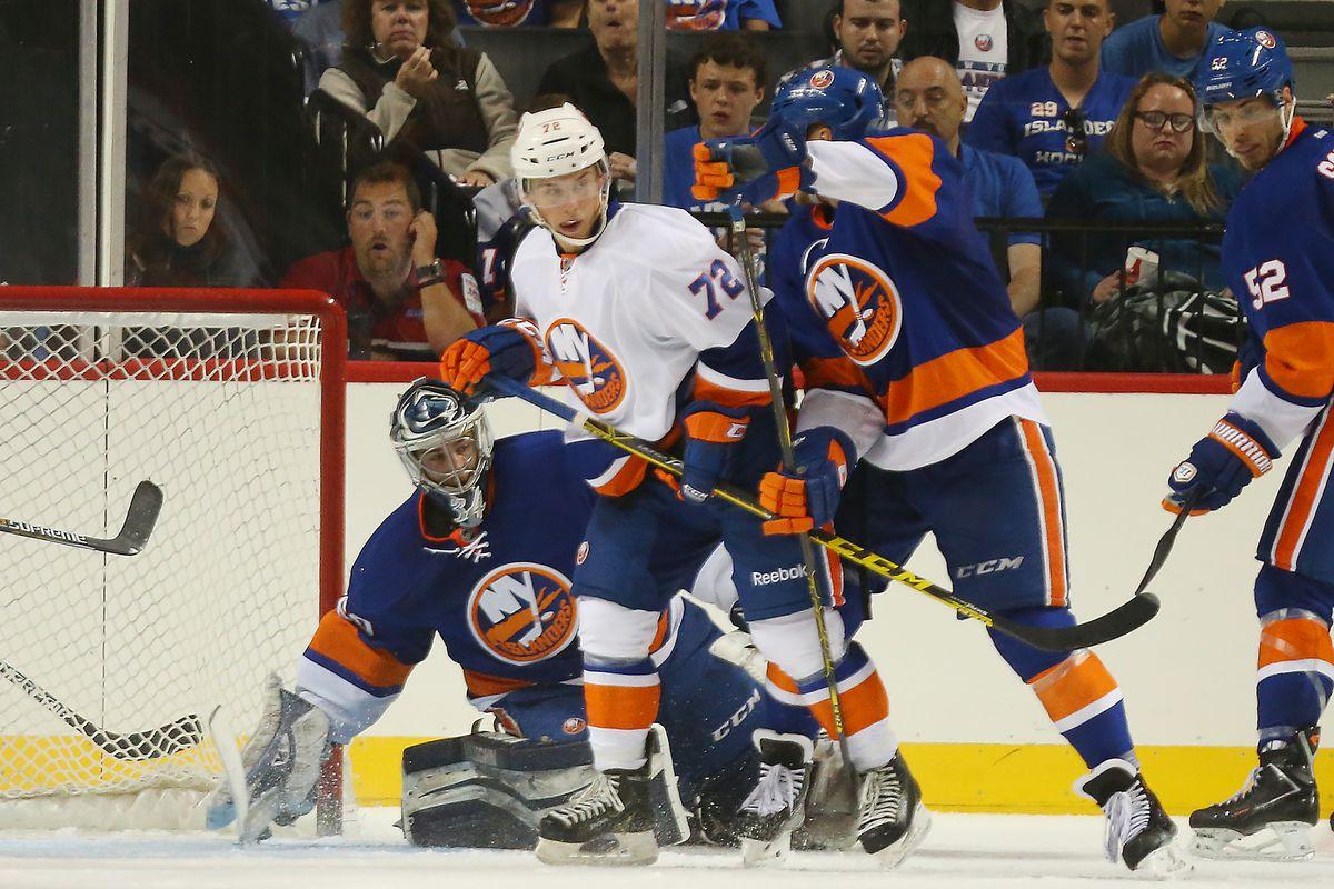New York Islanders Blue & White Scrimmage