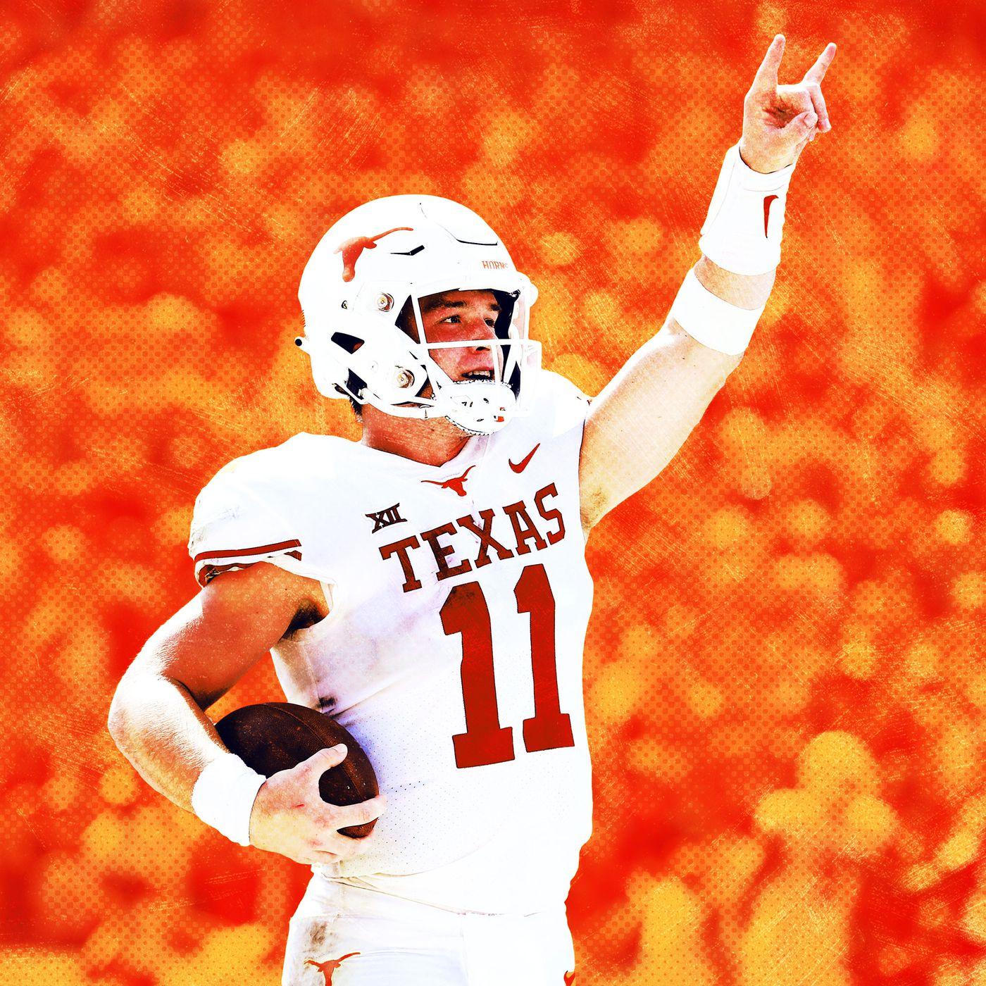 Texas Waited a Decade for Sam Ehlinger. Can the QB Push the ...