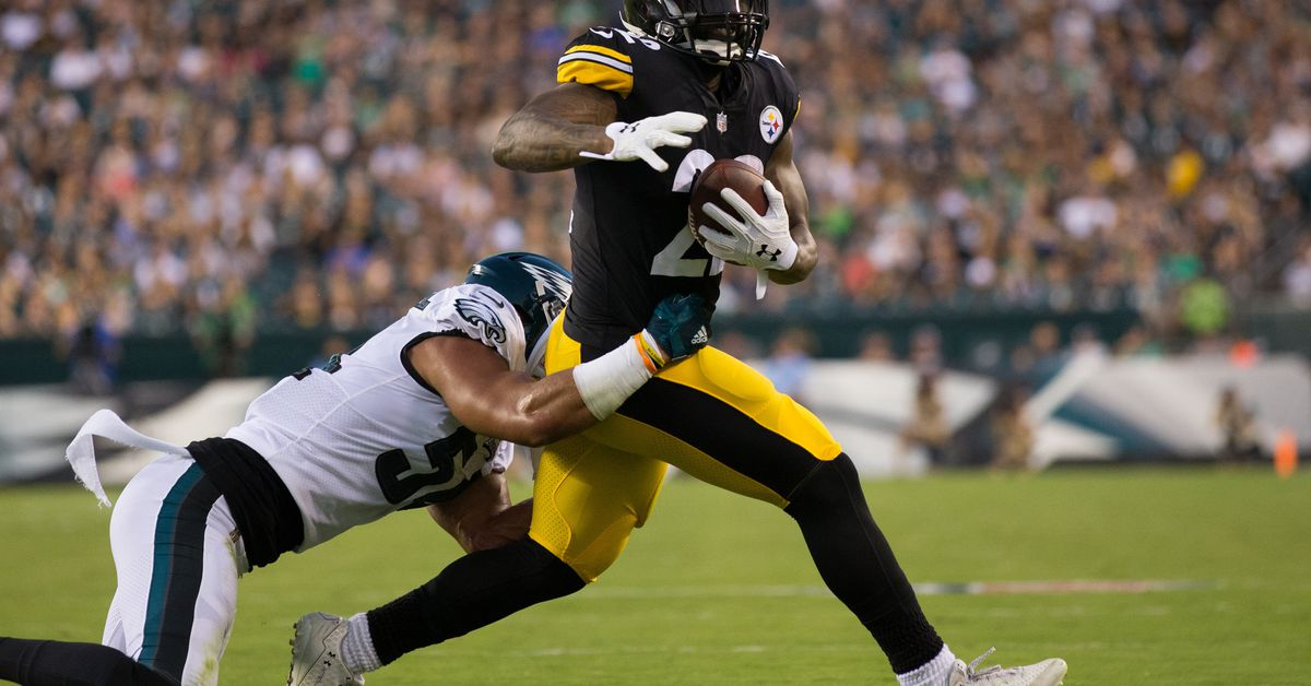 Steelers' RB battle may be an area of interest on Thursday for Brian Gutekunst