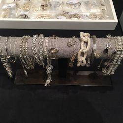 Bracelets, $200