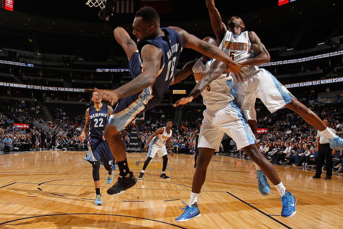 Memphis Grizzlies v Denver Nuggets