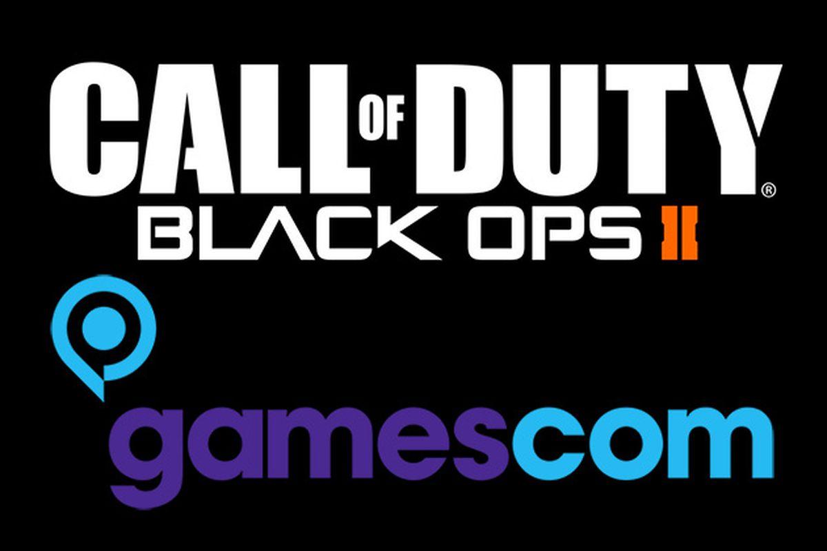 Black Ops 2 Gamescom