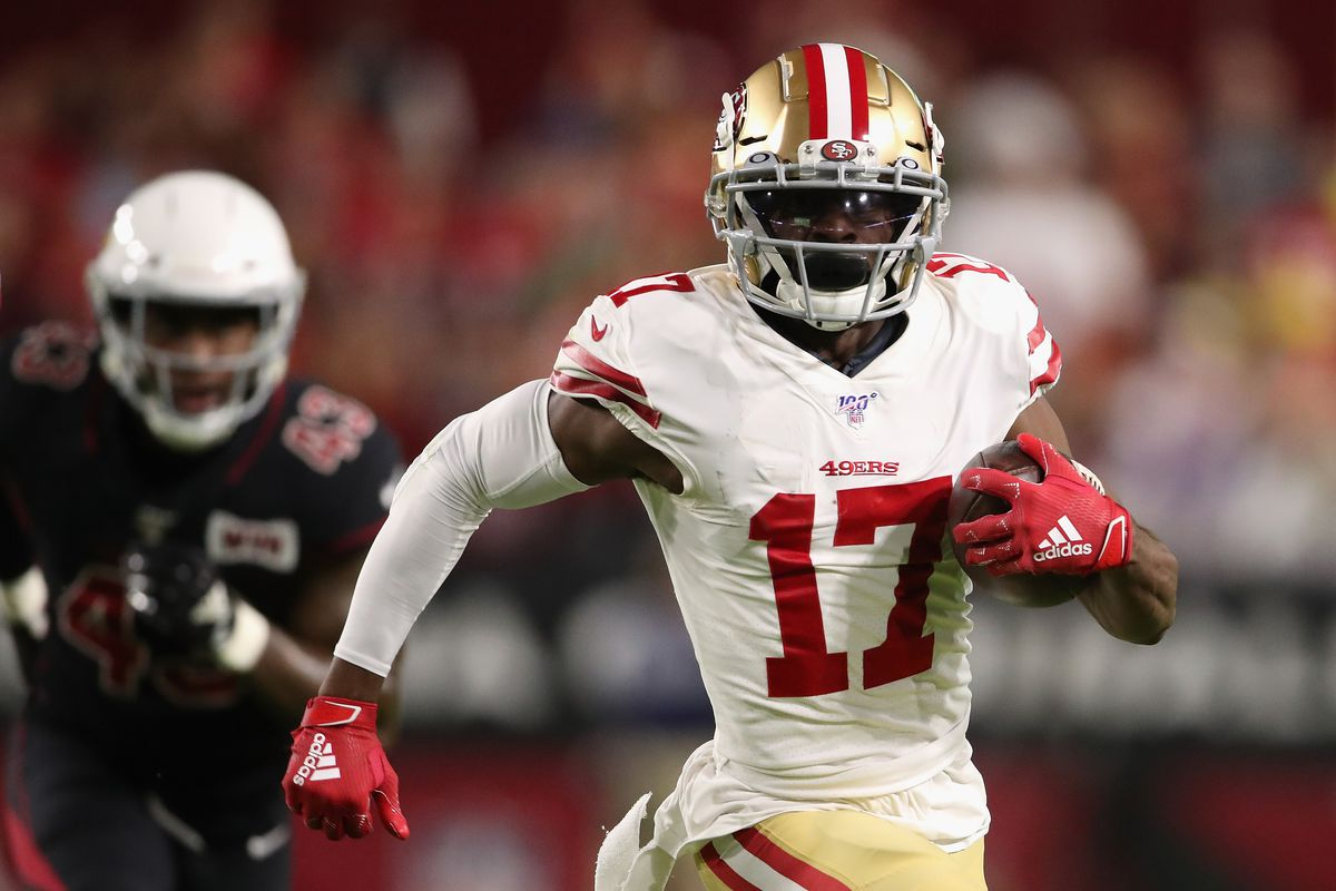 49ers news: Emmanuel Sanders recalls the day he was traded to San Francisco