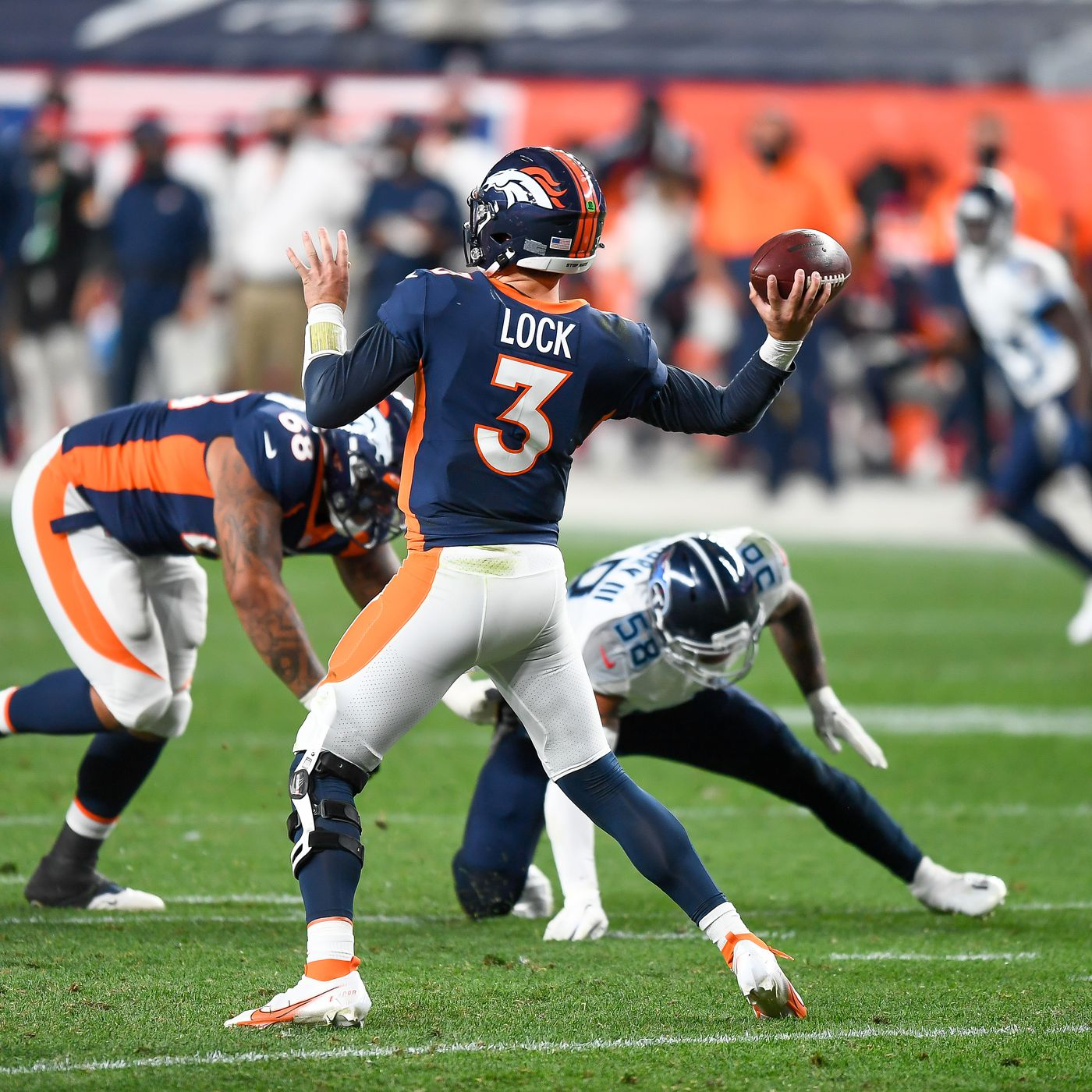 Denver Broncos At New England Patriots Drew Lock Is Questionable Mile High Report