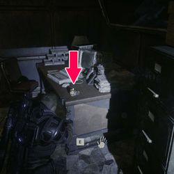Gears 5 Act 1 Chapter 1 Collectible 5 location