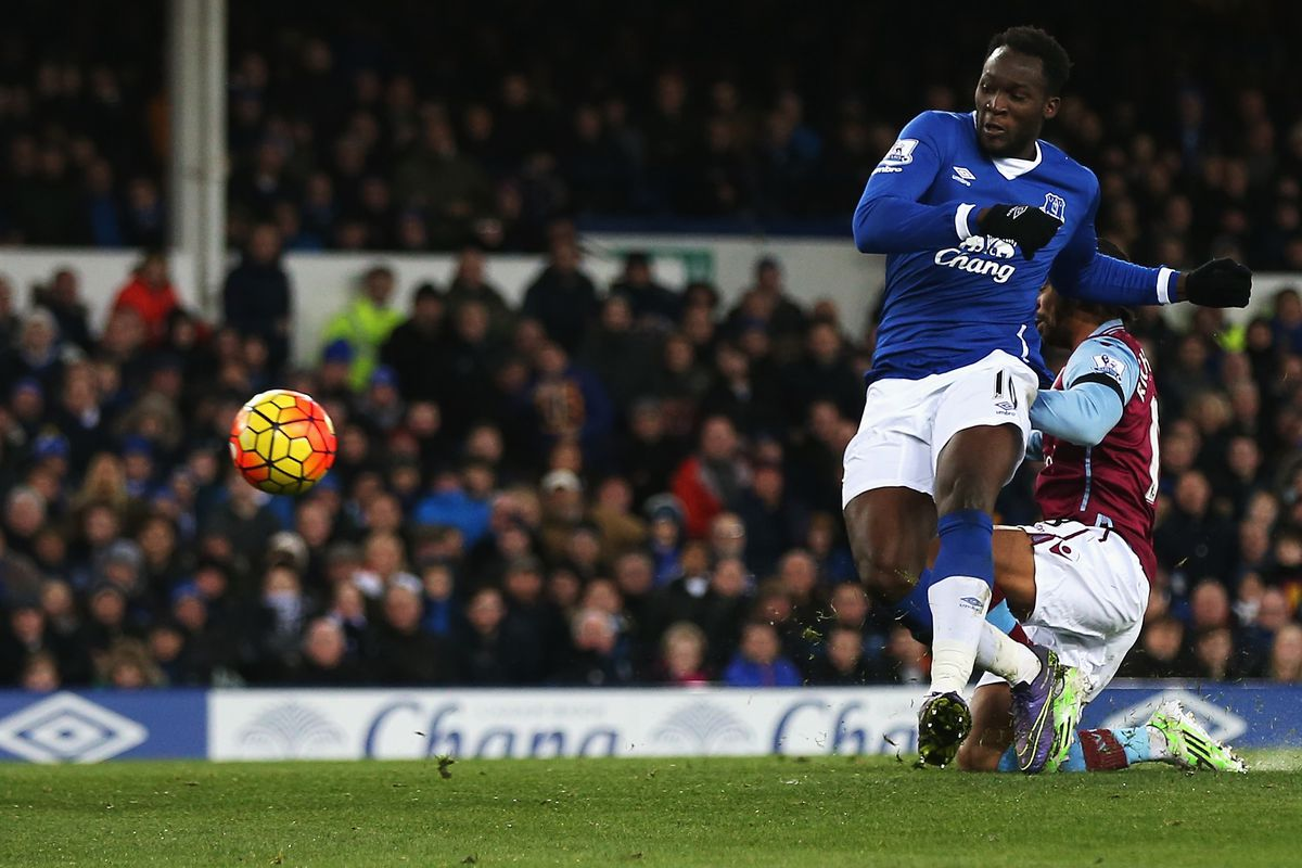 Lukaku had a big game against Villa back in November. Will he be on the scoresheet again?