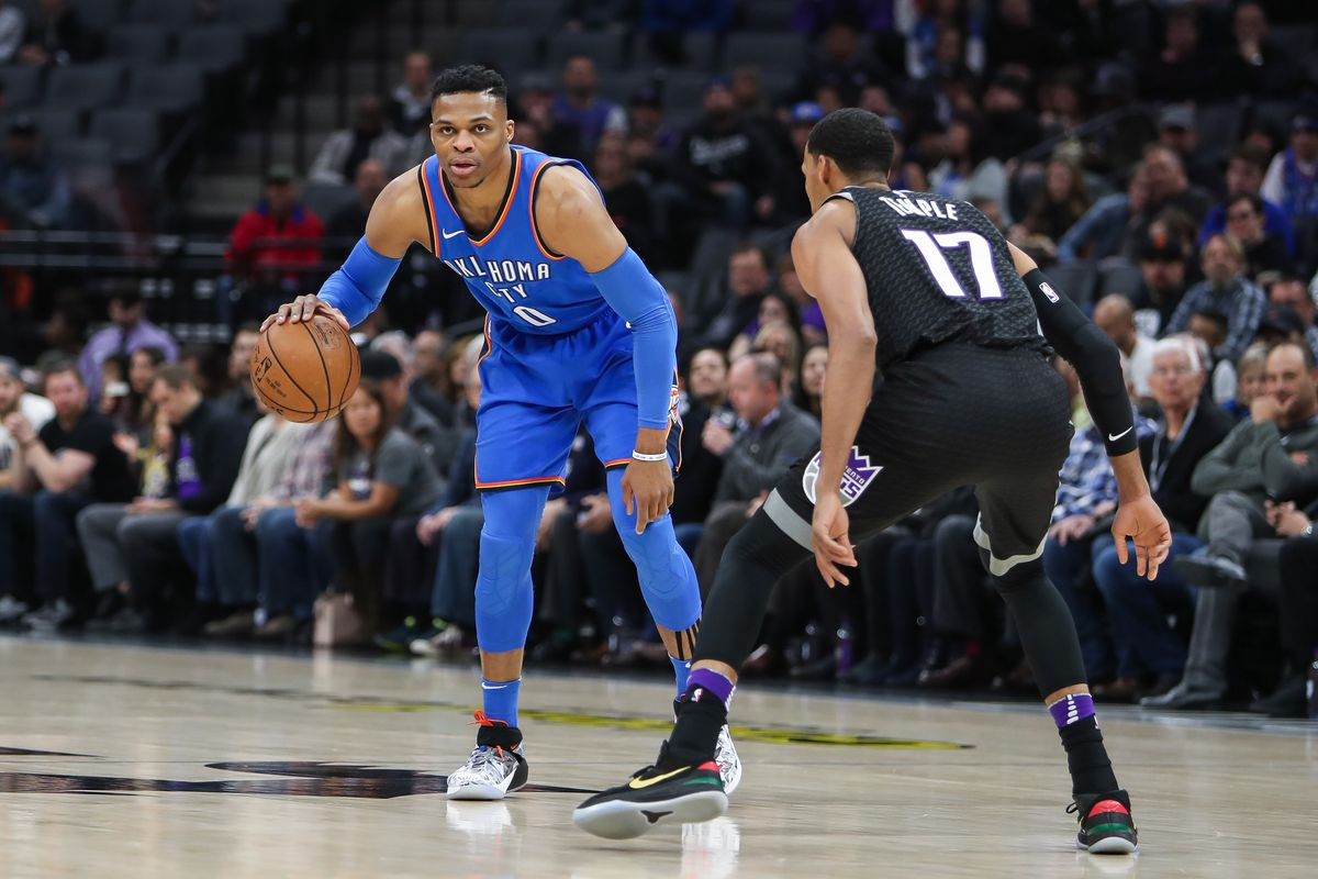 bdee260add82bc Kings vs Thunder Preview  Everything is Okay