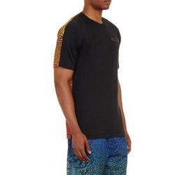 Elephant-Print-Back Performance T-Shirt, $125