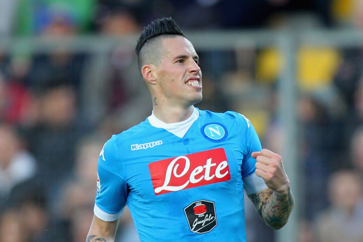 Marek Hamsik reportedly agrees to Napoli extension The Siren s Song