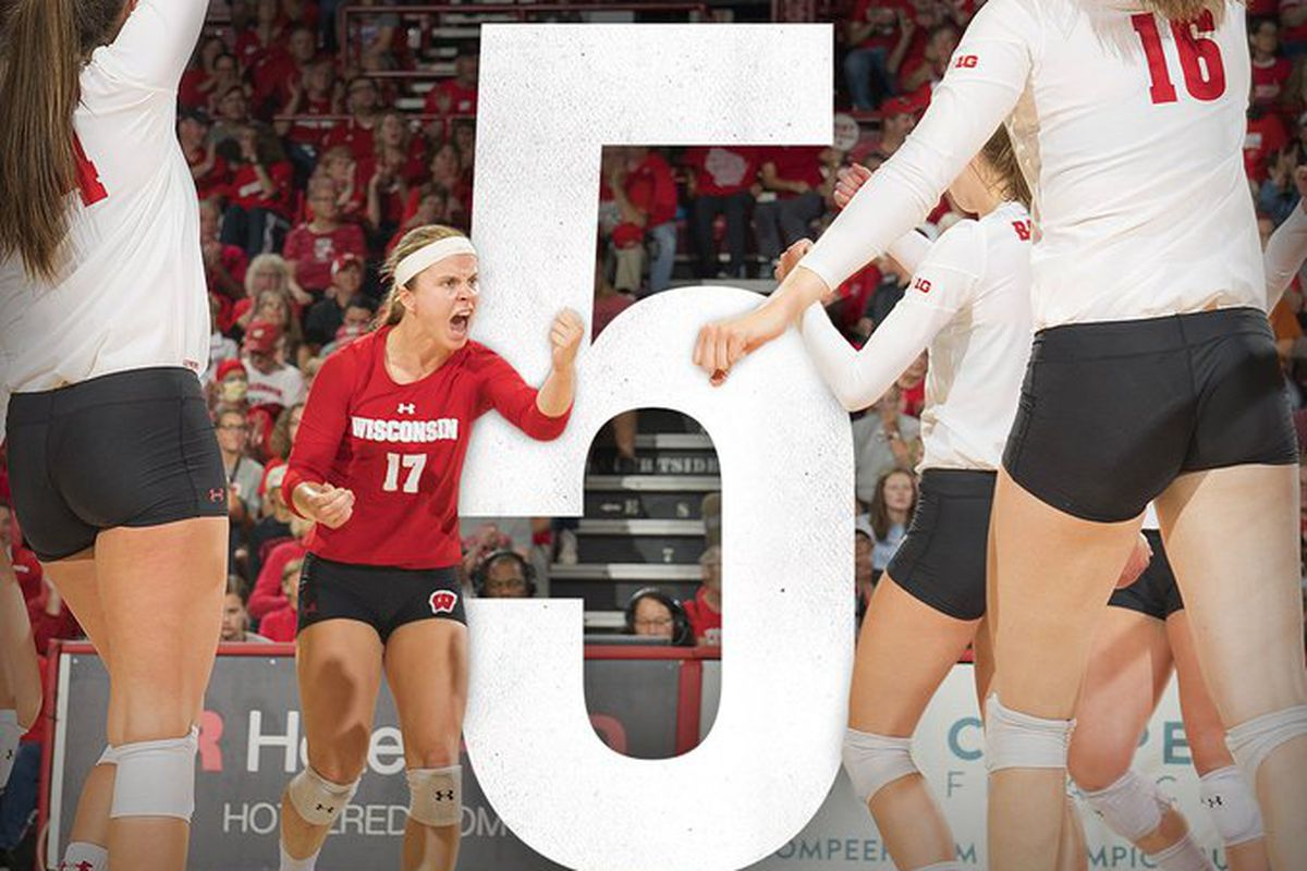 Wisconsin Badgers volleyball: 2018 recap and 2019 preview