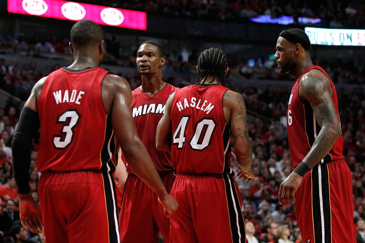 Big 3?  How about a Big 4...