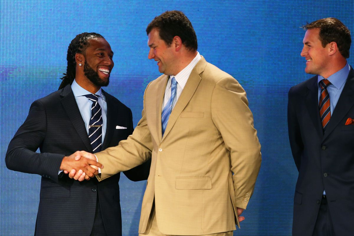 2012 Walter Payton NFL Man of the Year Award Press Conference