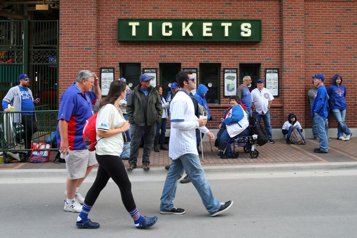 Cubs Eliminate StubHub 6-Hour Sales Cutoff - Bleed Cubbie Blue