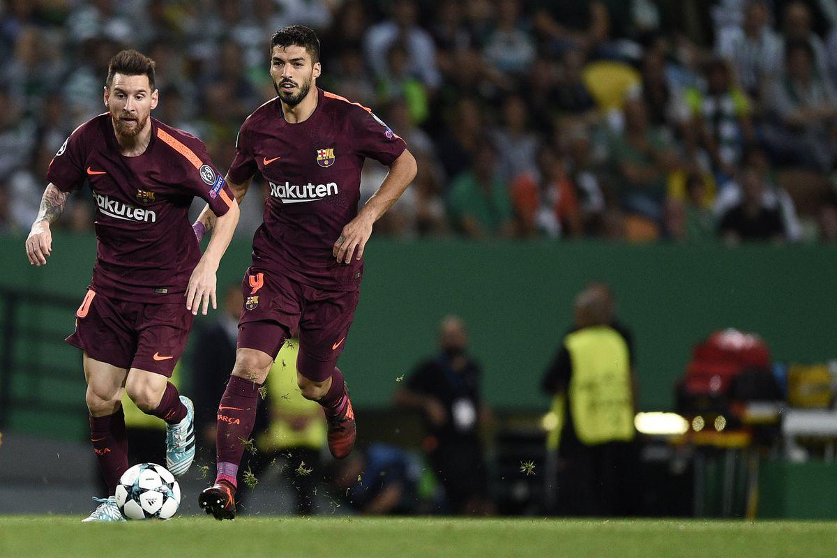 Messi brace helps Barcelona defeat Las Palmas at deserted Nou Camp