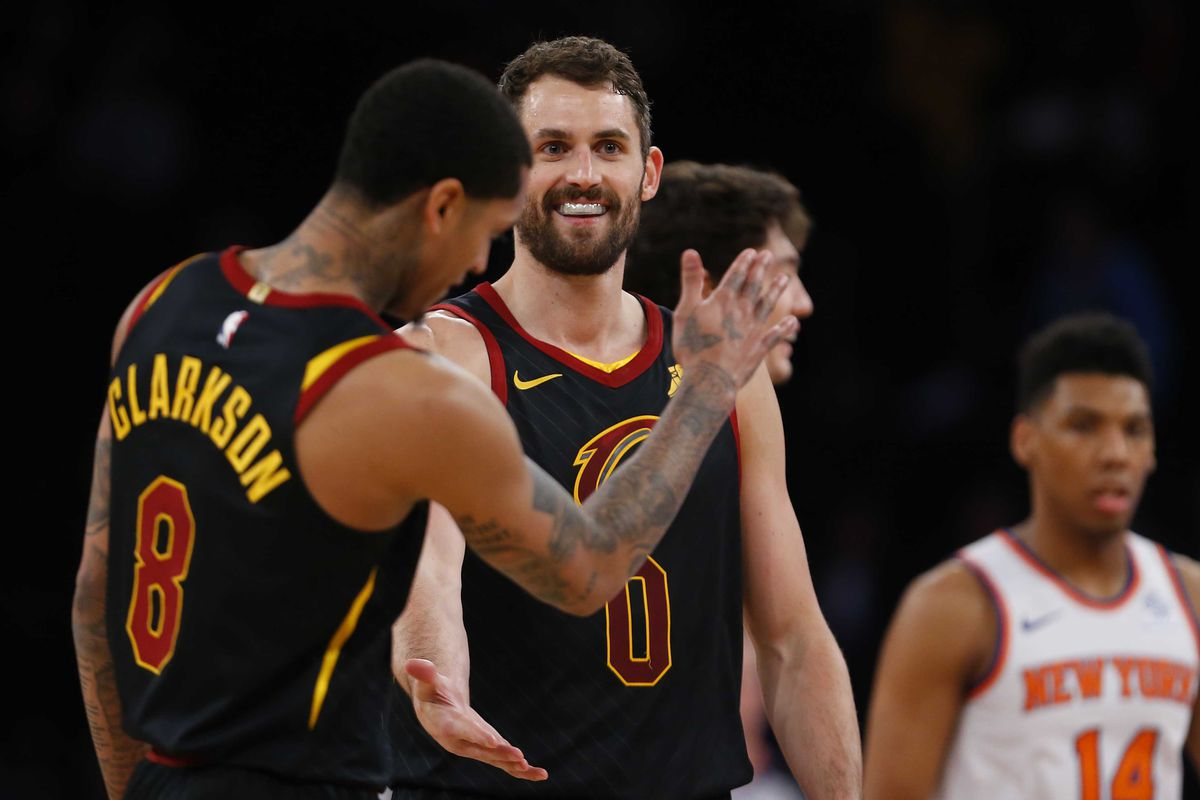 quality design c7977 f6f96 Brooklyn Nets vs. Cleveland Cavaliers Live Game Thread ...