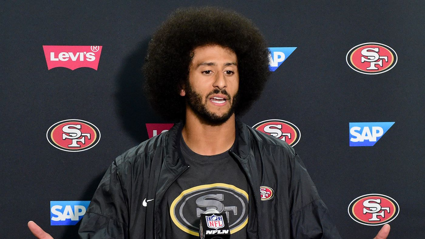 e7bd24ce A timeline of Colin Kaepernick's national anthem protest and the athletes  who joined him - SBNation.com