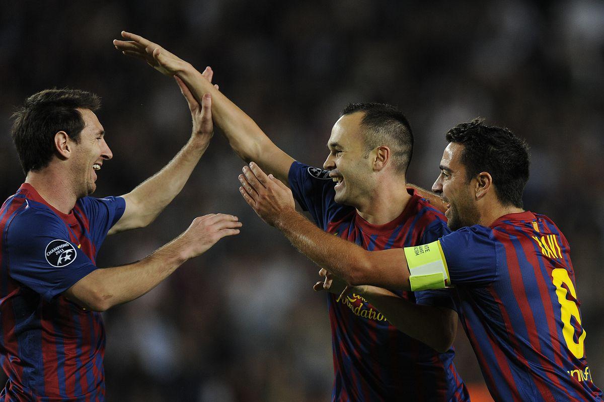 FC Barcelona v FC Viktoria Plzen - UEFA Champions League