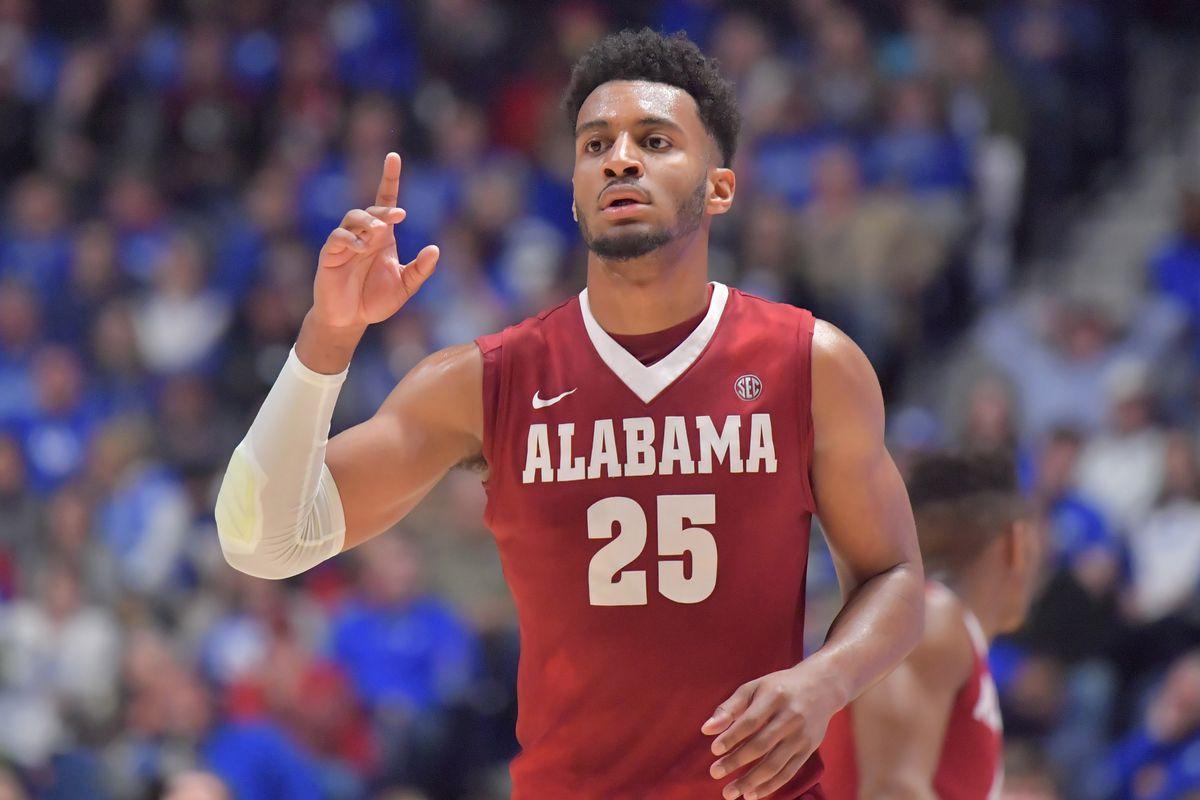 NCAA Basketball: SEC Tournament-Kentucky vs Alabama