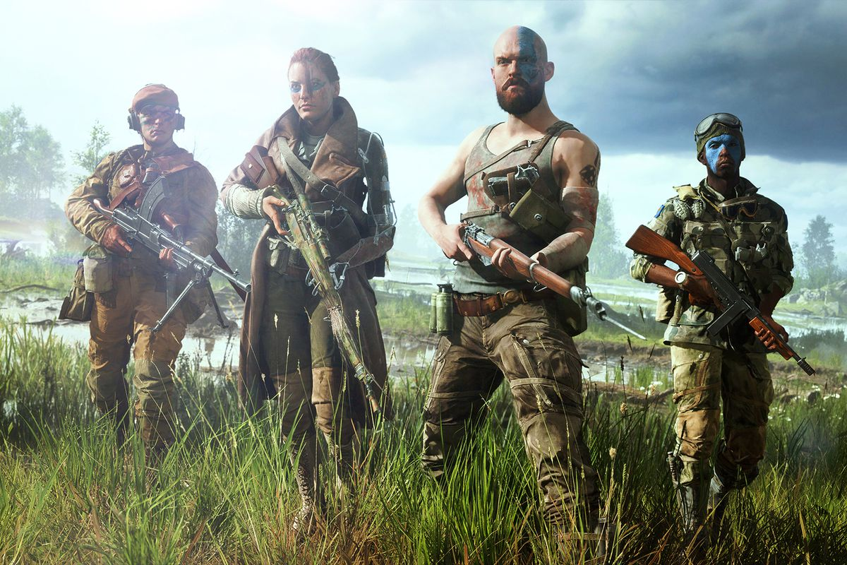 5aa1e4811ea Battlefield 5 s new multiplayer modes