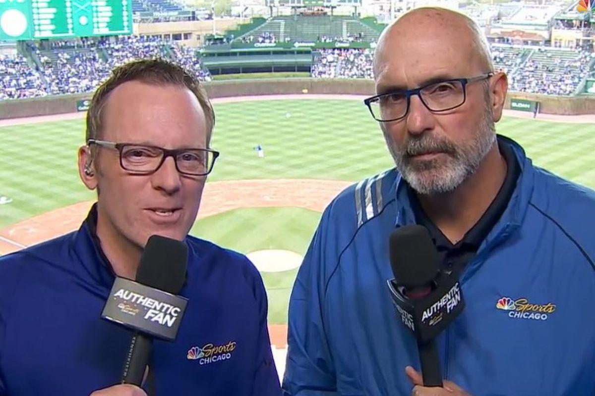 Sports media: Kasper leaves novice nerves for White Sox-Cubs games far behind - Chicago Sun-Times