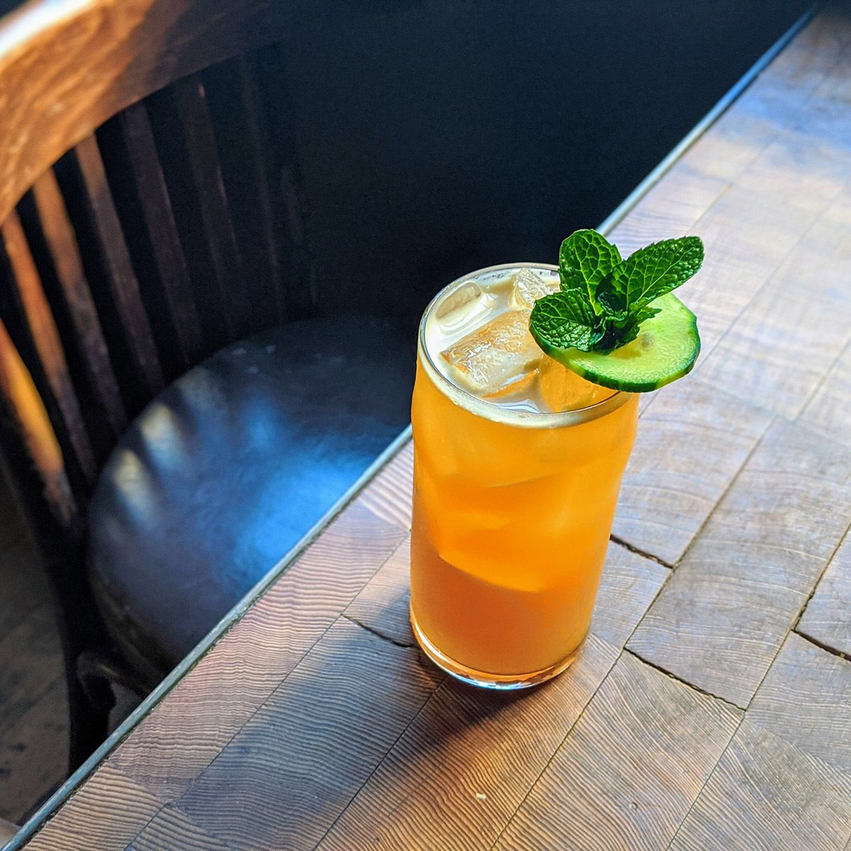 Pimm's Cup at 15 Romolo