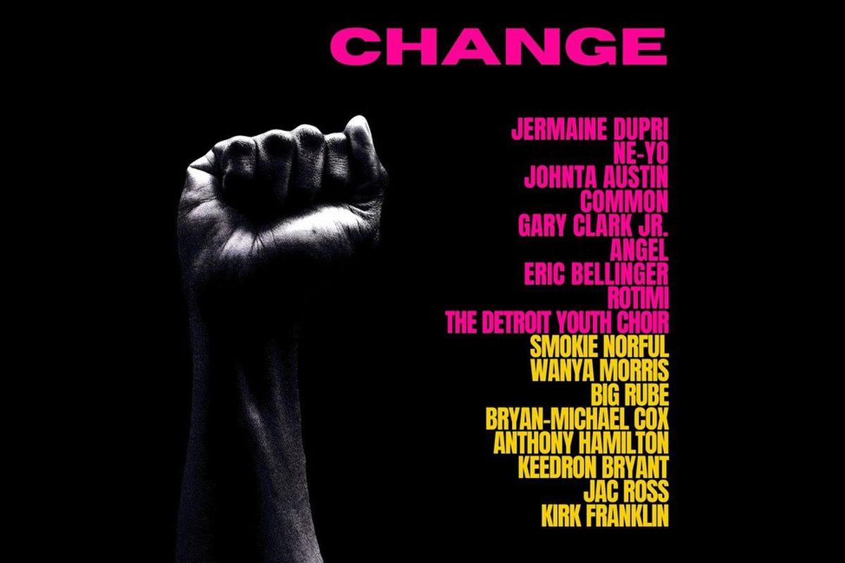 """Change"" artwork"