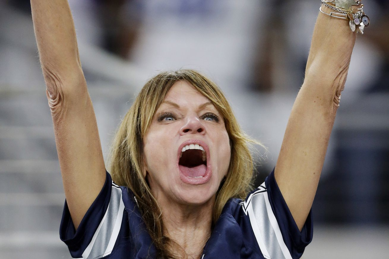 The NFL is becoming a women's game faster than you fans think