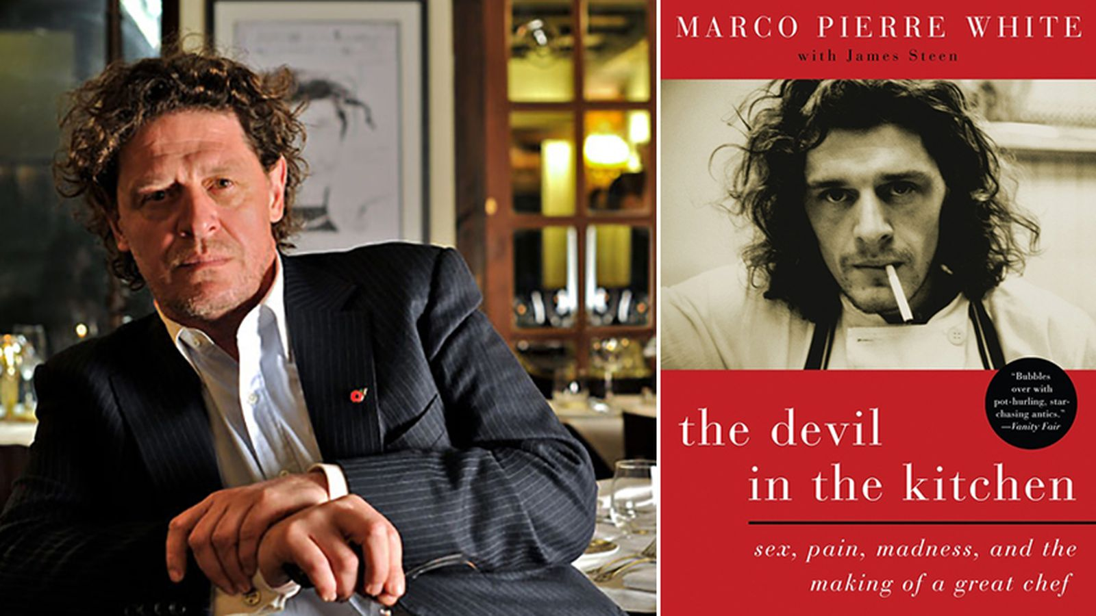 Marco Pierre White\'s Memoir to Become a Movie: Ridley Scott ...