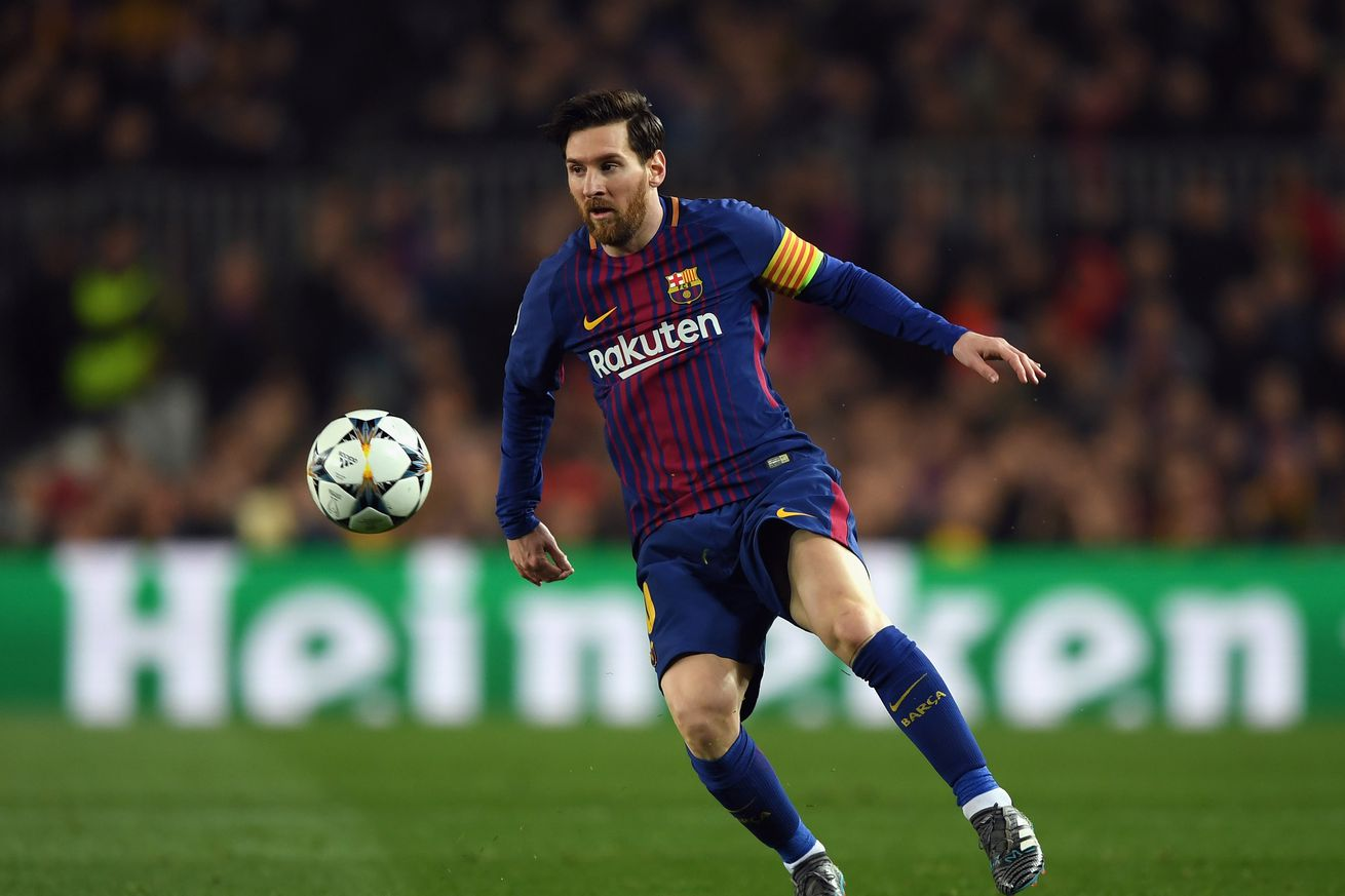 Messi: I?m trying to be a less selfish player