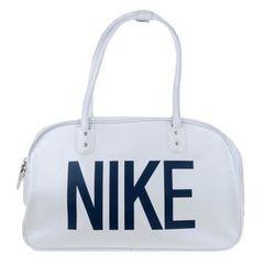 "Should you want to do the bold branding thing á la Wang. <a href=""http://www.yoox.com/us/45208814LP/item?dept=bagsaccwomen#sts=sr_bagsaccwomen80&cod10=45208814LP&sizeId=1"">Nike Travel Bag</a>, &95 (was $118) at Yoox."