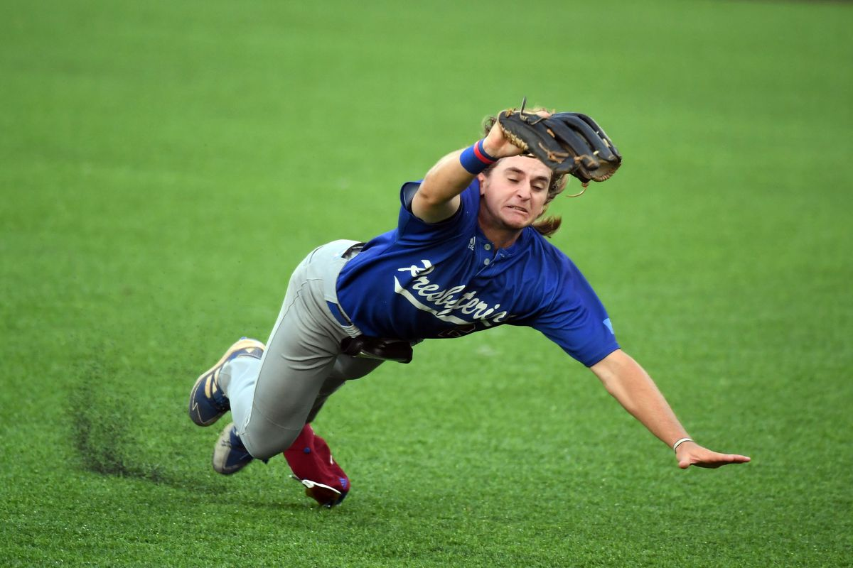 NCAA Baseball: Nashville Regional-Presbyterian at Vanderbilt