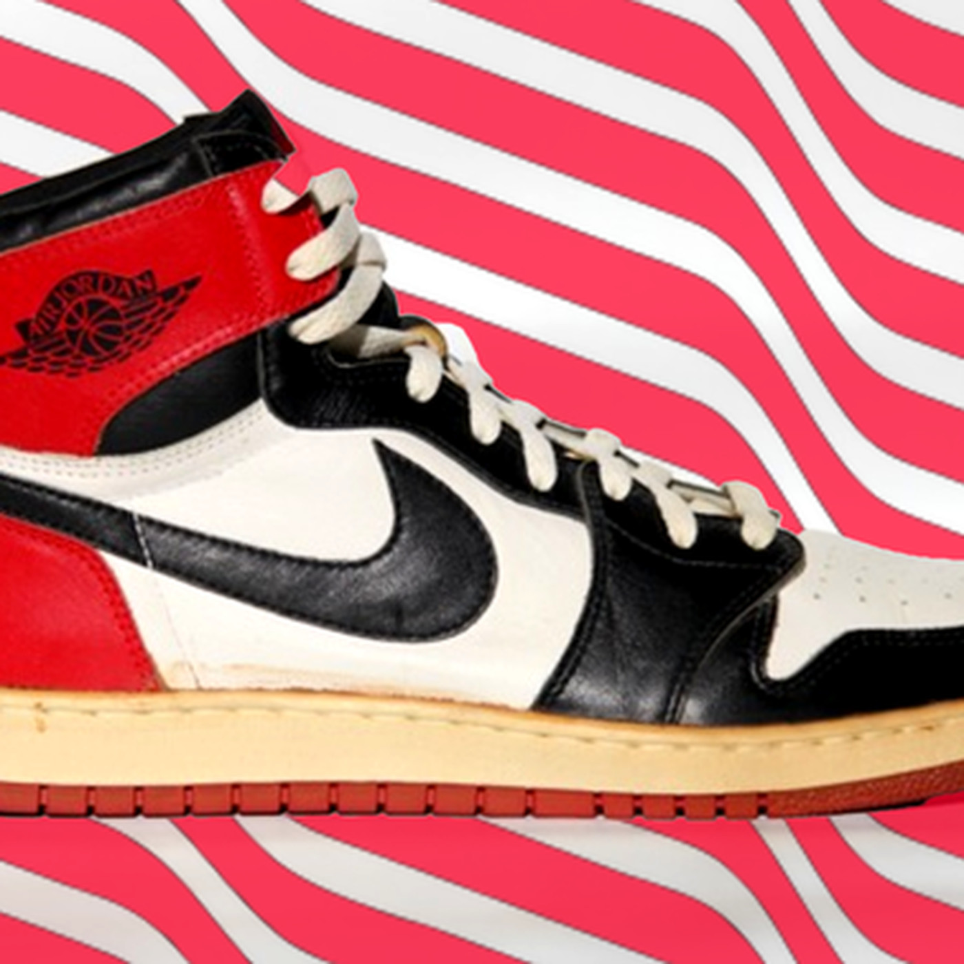 509e4ca4738bc0 A prototype of the original  Air Jordan  is on sale for  50