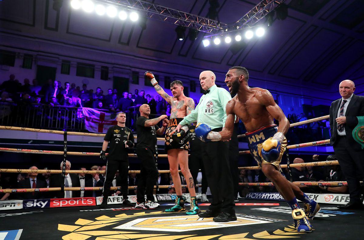 MTK Global Golden Contract - Featherweight and Super Lightweight: Semi-Finals