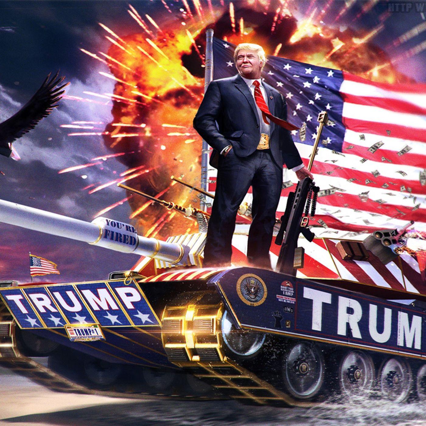 Trump Grabbing America Vinyl Decal Sticker Funny Political Donald The Don Gun
