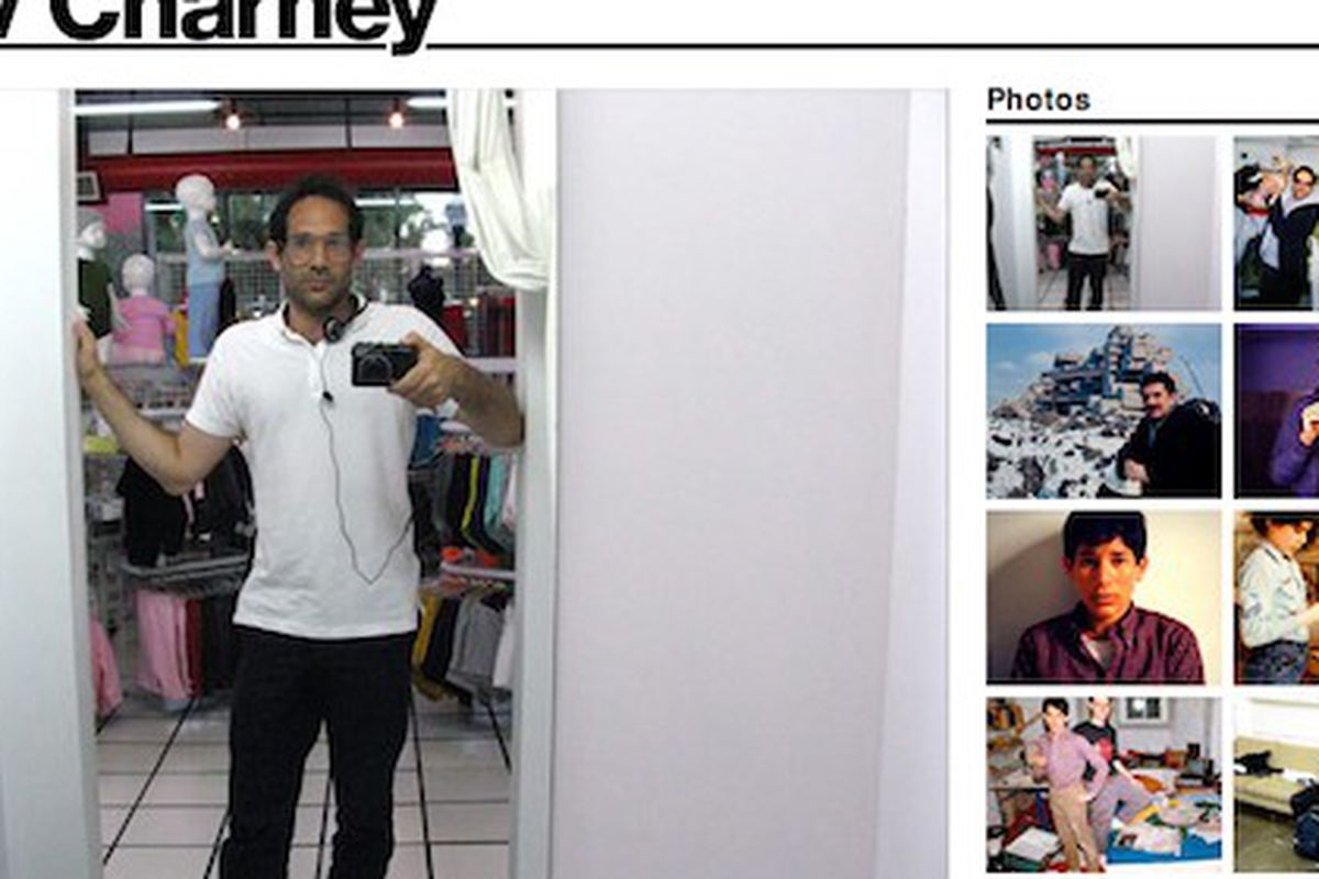 """Dov Charney: Call, we'll talk, no big whoop. Image via<a href=""""http://racked.com/archives/2010/06/14/american-apparel-posts-dov-charneys-email-and-phone-number.php""""> Racked National</a>."""
