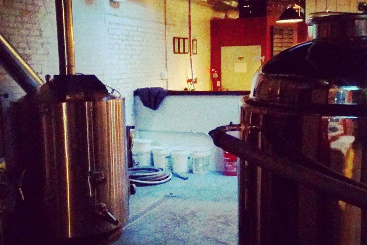 Former Future Brewing Company