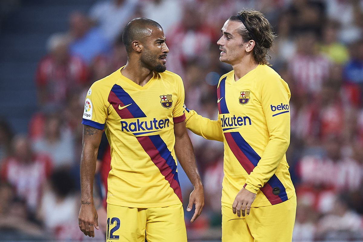 Barcelona thankful for Rafinha and Antoine Griezmann's professionalism