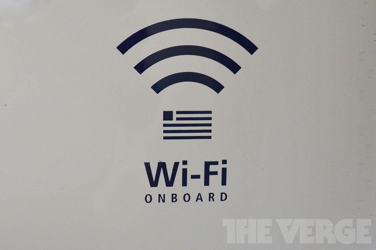 In-Flight Wi-Fi US Air (1020)