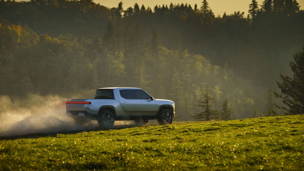 The all-electric Rivian R1T is a dream truck for ...