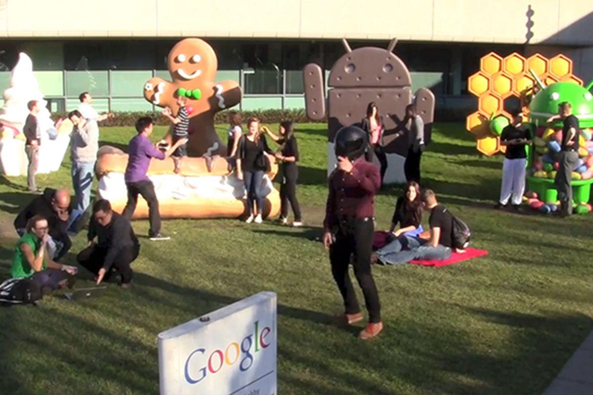 Google harlem shake