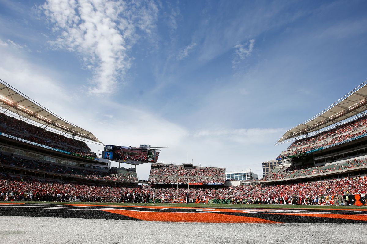 San Francisco 49ers v Cincinnati Bengals