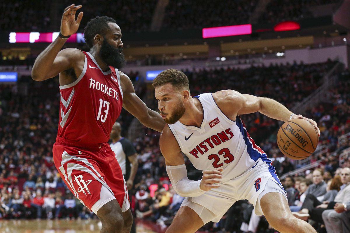 Houston Rockets vs. Detroit Pistons game preview - The ...