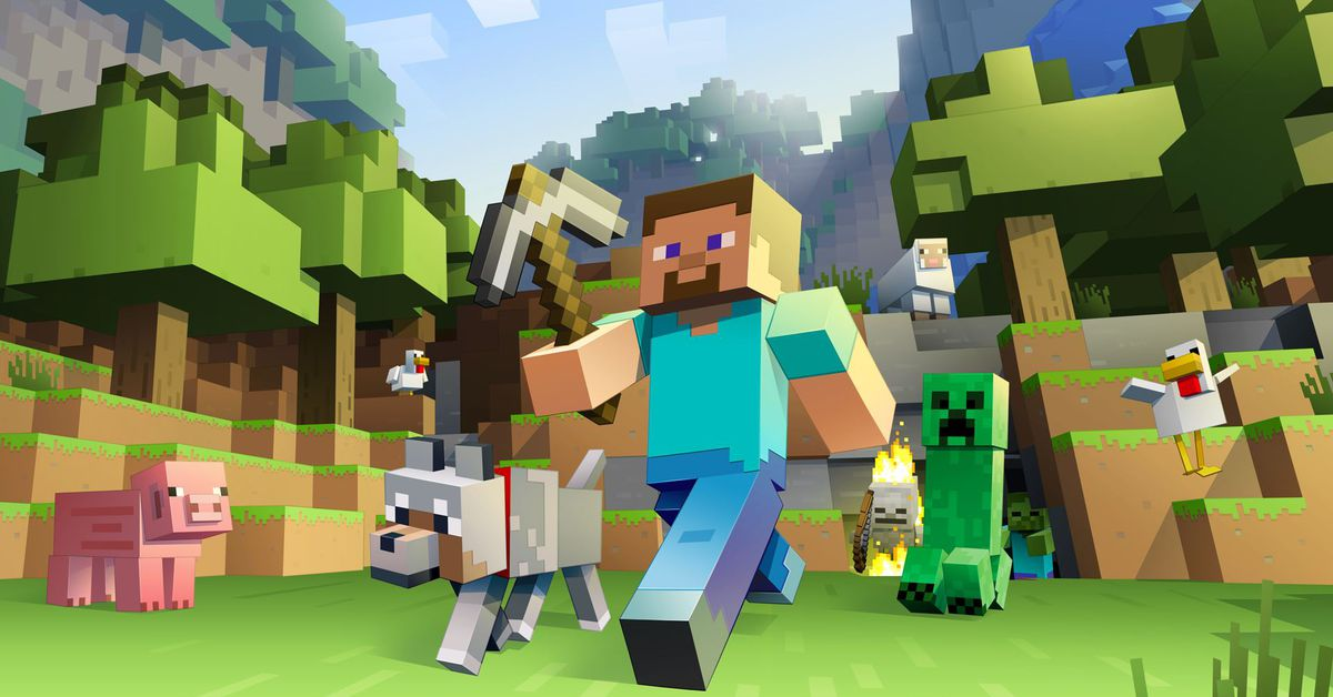 Microsoft puts Minecraft boss in charge of Xbox games